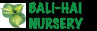 Bali-Hai Mail Order Nursery