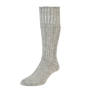 HJ Hall Protrek Merino Boot Walking Socks, 9-11 Grey Marl HJ213p