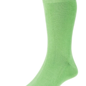 HJ Hall Fashion Colours Socks size 6-11 Lime HJ48