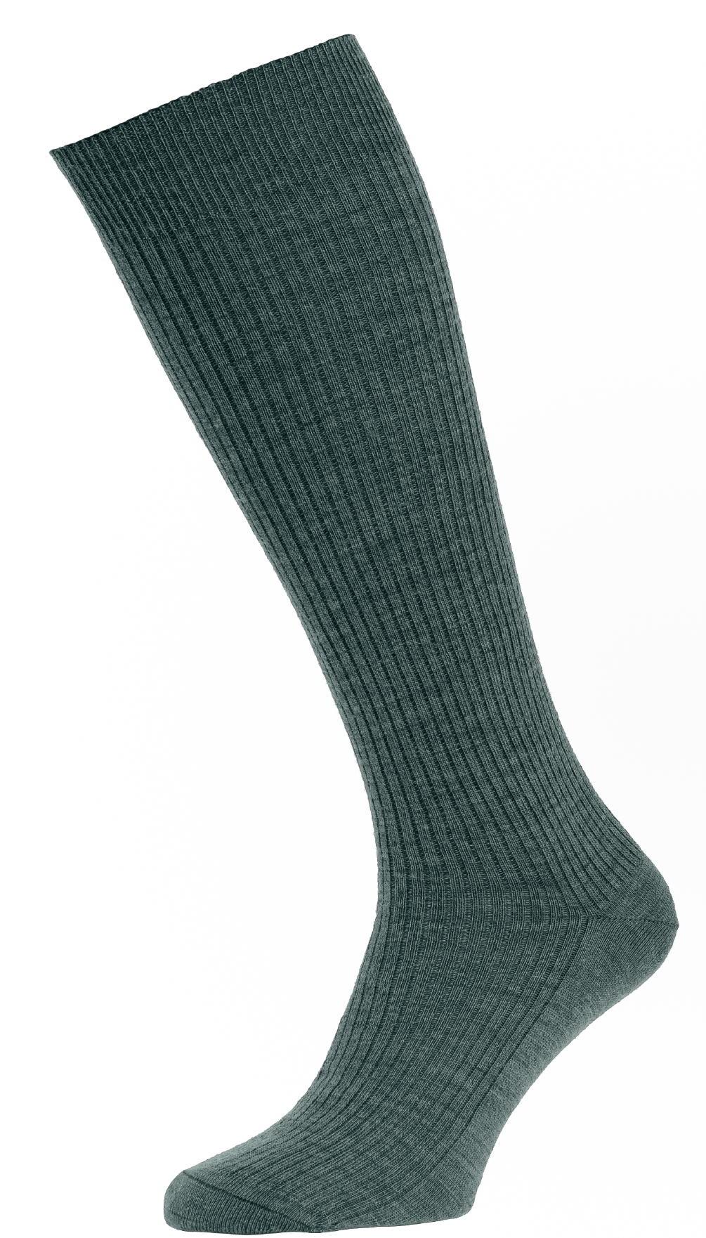 HJ Hall Immaculate Long Knee length Mens Socks size 6-11UK Green HJ77