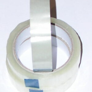 Sellotape polyprop Parcel Tape, 25mm x 66m each roll, 3 Rolls