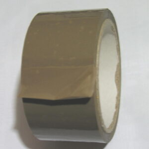 6 Rolls Brown Buff strong Packing Parcel Packaging Tape 48mm x 66m